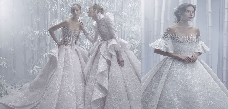 Fall/Winter 2019 Wedding Collection Michael Cinco