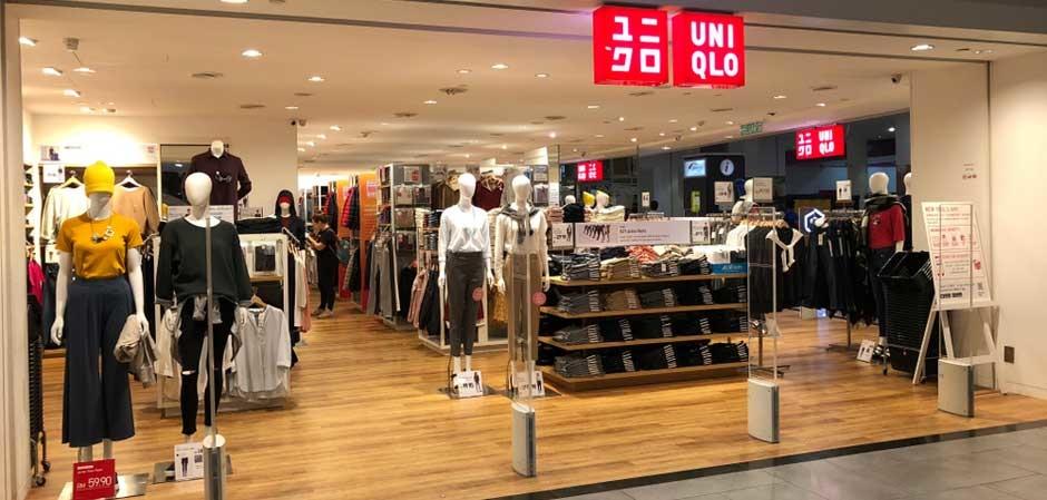 Новые магазины uniqlo