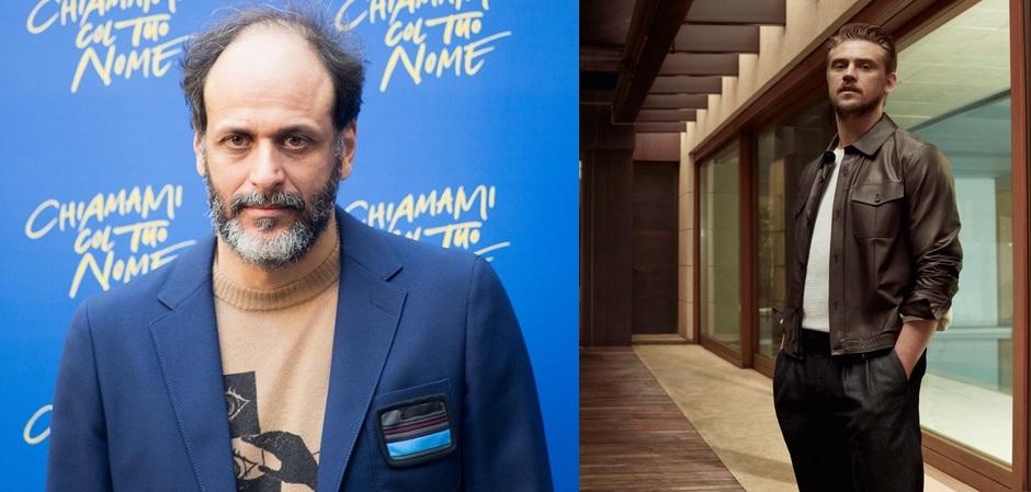Кинорежиссеру Луке Гуаданиньо поручили кампанию от Дома Zegna. А Бойд Холбрук один из героев этой фотосессии