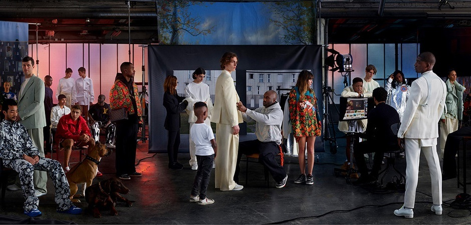 Новая рекламная кампания Дома Louis Vuitton