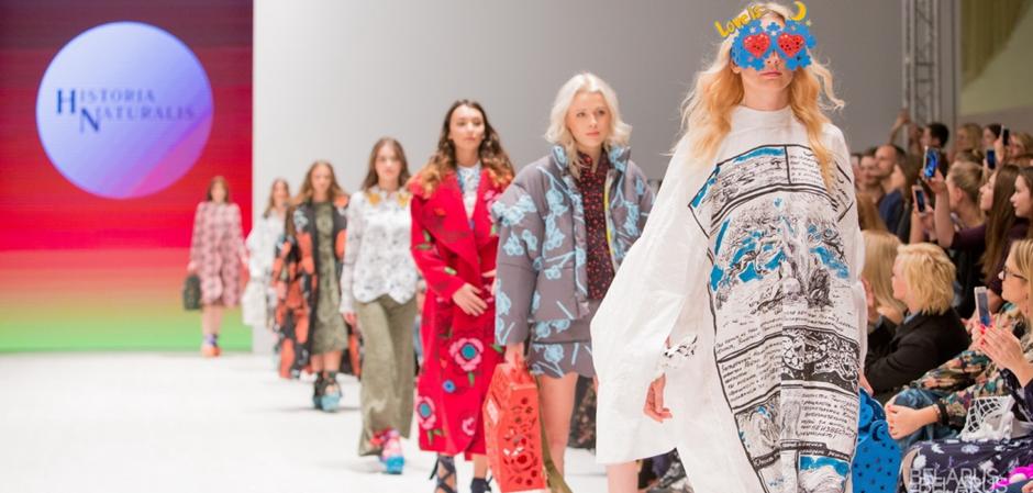 Belarus Fashion Week Ethical Fashion Show