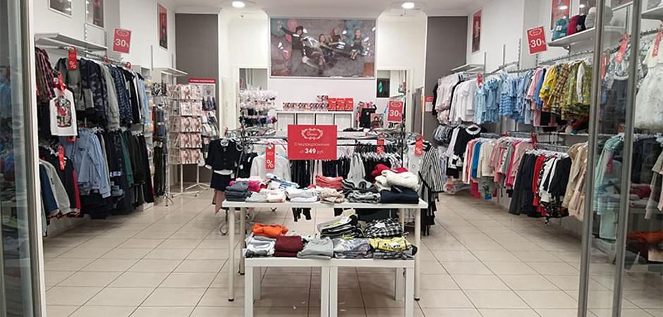"""Новый магазин сети детских товаров и одежды """"Карамелли"""""""