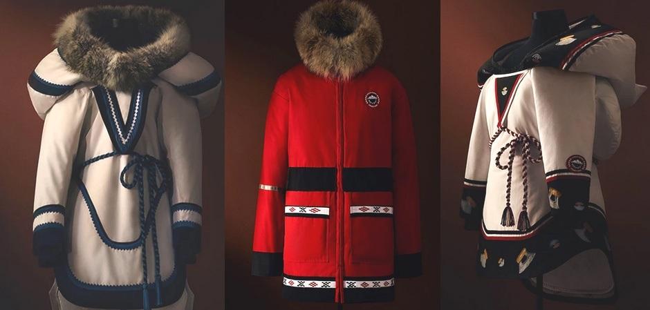 Этническая коллекция от Canada Goose