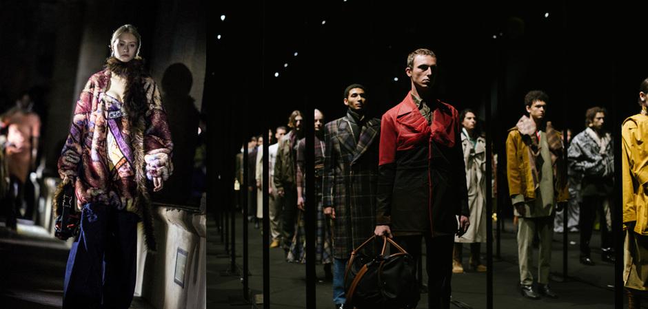 Y/Project привез на юбилейную  Pitti Uomo свою новую коллекцию