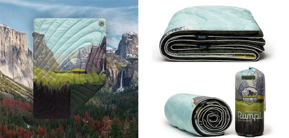 Puffy Blankets