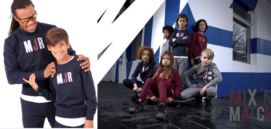 Детская одежда Monta Juniors от Эдгара Давидса