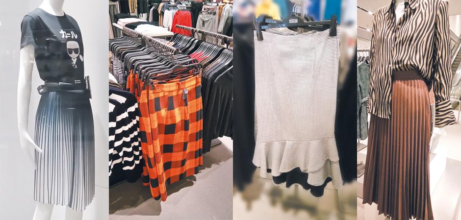 брюки и юбки сезона весна-лето 2019