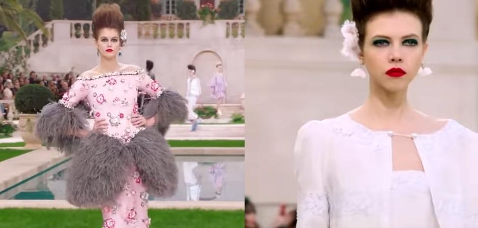 Chanel, Haute Couture  Весна-Лето 2019, последняя коллекция Карла Лагерфельда