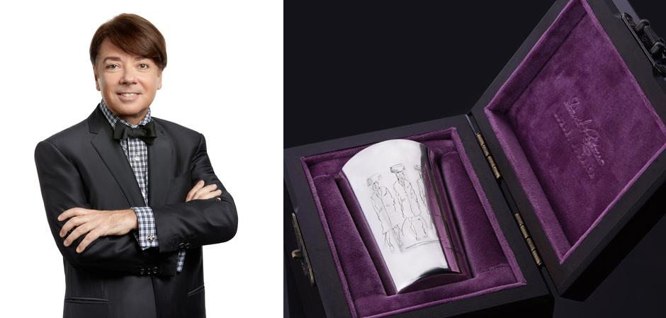 Valentin Yudashkin by David Roytman Luxury Judaica