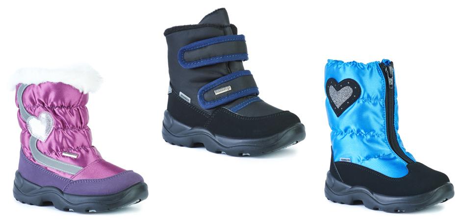 Обувка для малышей от Skandia