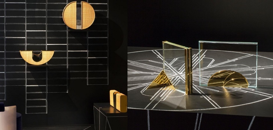 Коллаборация интерьерного дизайна и вещей от Dior создана с группой Dimore Studio