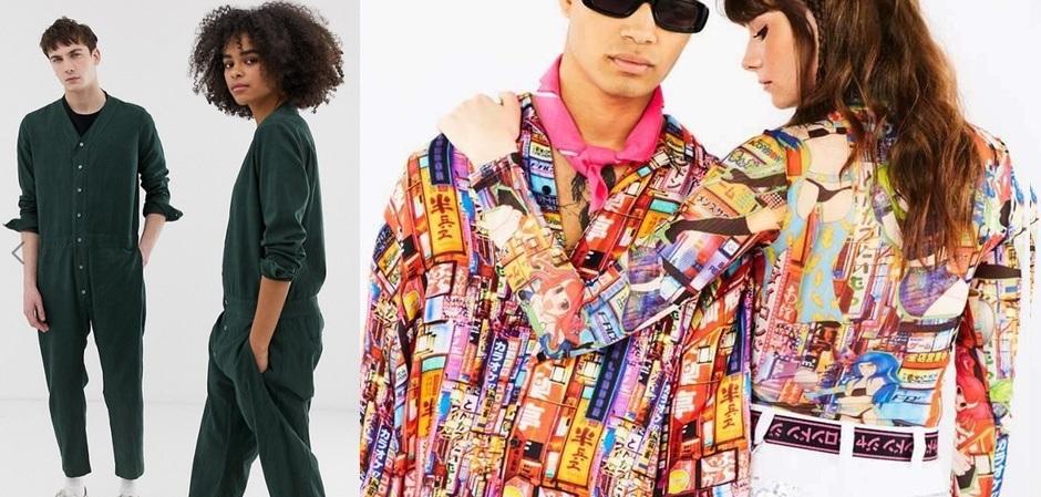 Бренды Seeker и  Jaded London заказывают ткани не в Китае, и не в Италии.