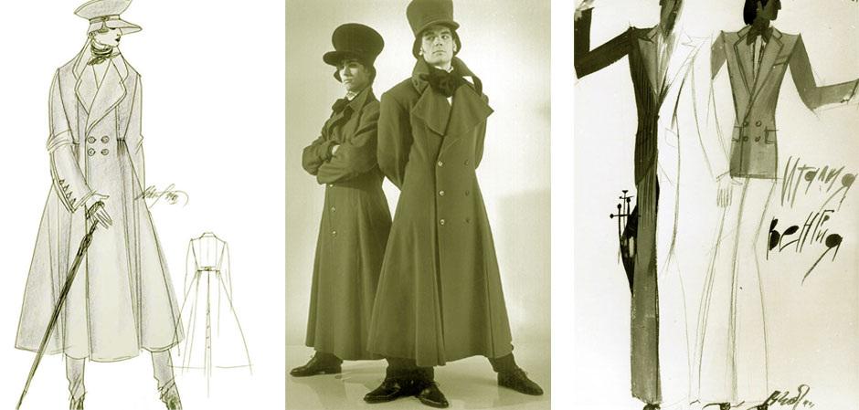 Театрализованное Fashion Show «Воспоминание о будущем»