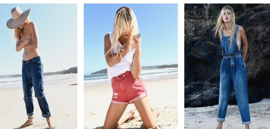 Одежду от Блейки и ее бренда OneTeaspoon любят носить топ-модели.