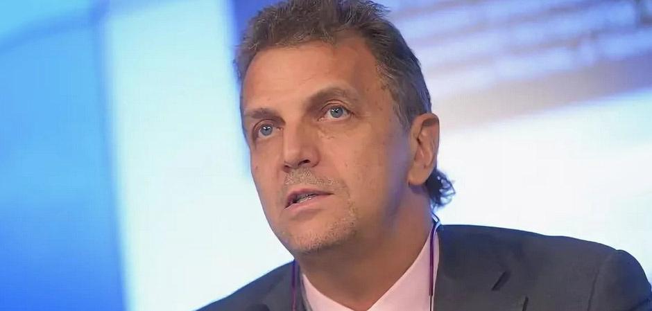 Президент Российского союза предпринимателей текстильной и легкой промышленности А.В. Разбродин