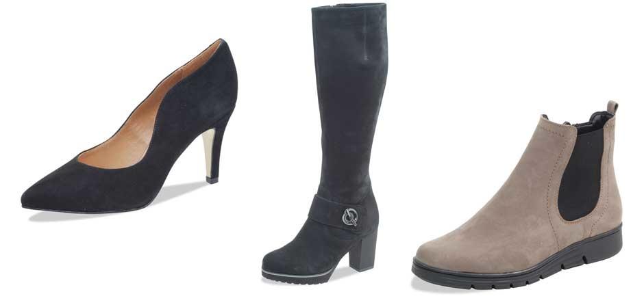 Скорректировать фигуру при помощи обуви CAPRICE
