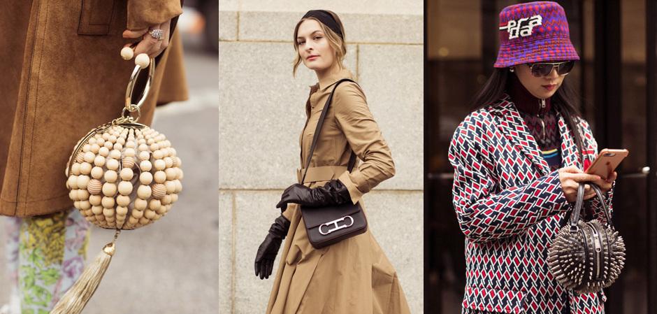 На Неделе моды в Нью-Йорке