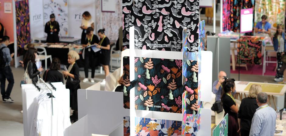 Профессиональная выставка Première Vision в Париже