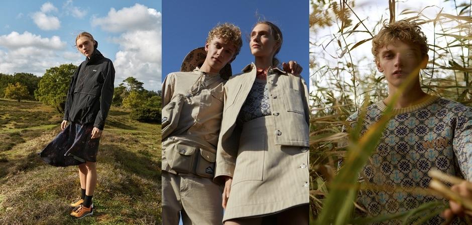 Новая коллекция бренда Wood Wood из Копенгагена сезона Весна-Лето 2019