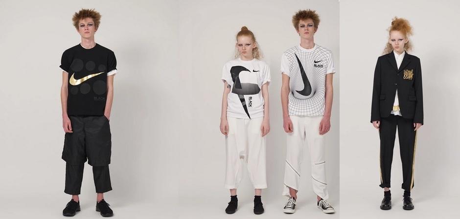 BLACK COMME des GARÇONS x Nike