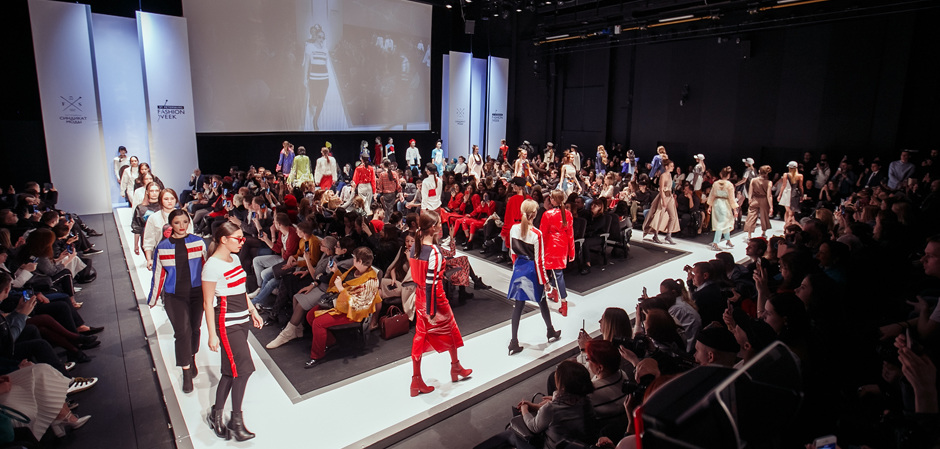 St. Petersburg Fashion Week FW 2019/20