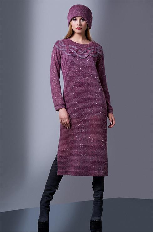 fe39ce7a205c Платье CONDRA DELUXE 4917 купить оптом   Модный Магазин