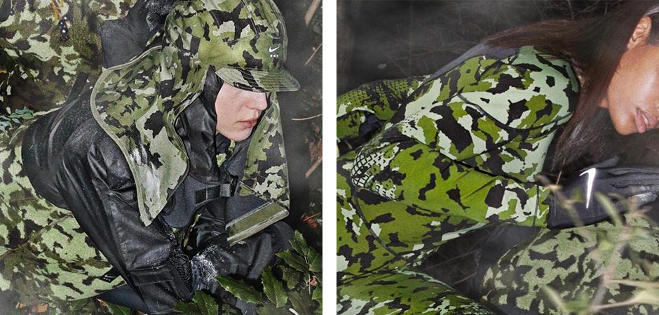 Коллекция «Future training uniforms» от Nike