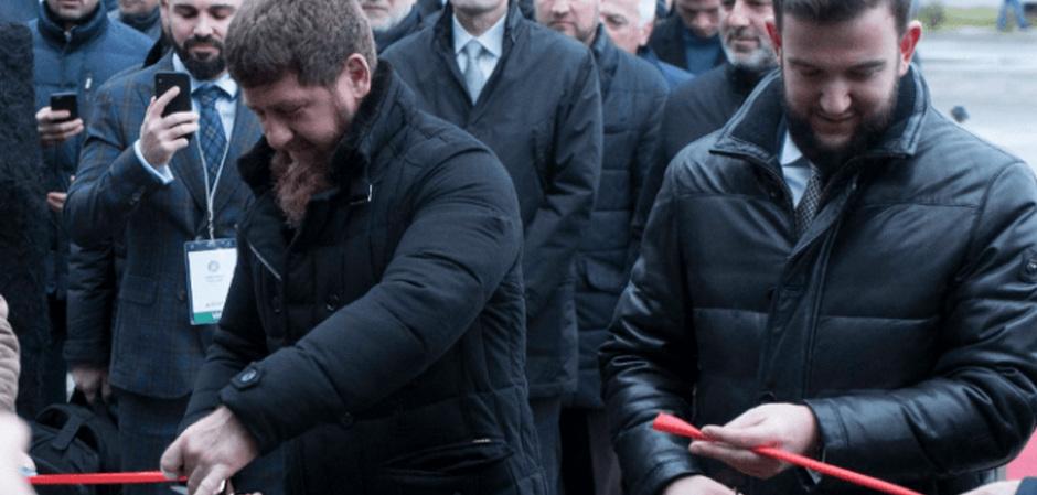 Ювелиры России в Чечне
