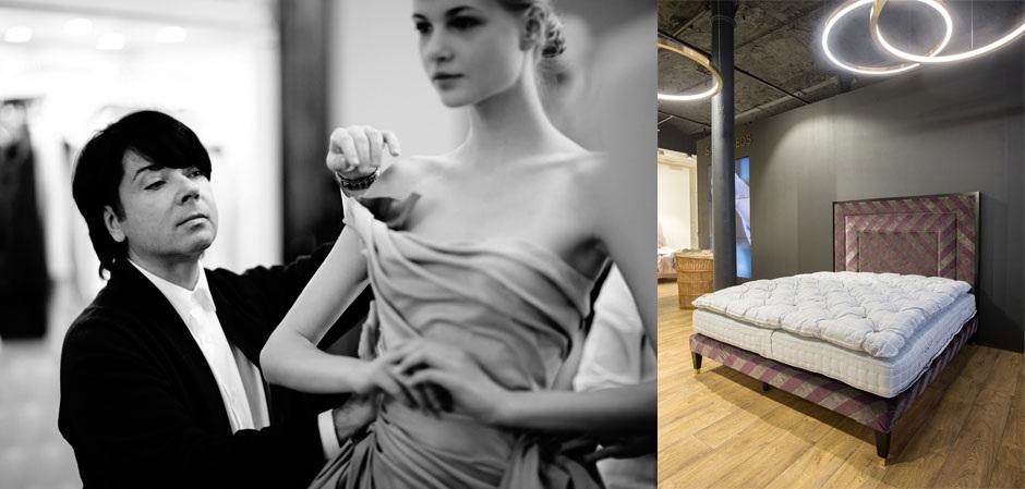Сон haute couture – коллаборация Valentin Yudashkin и Savoir