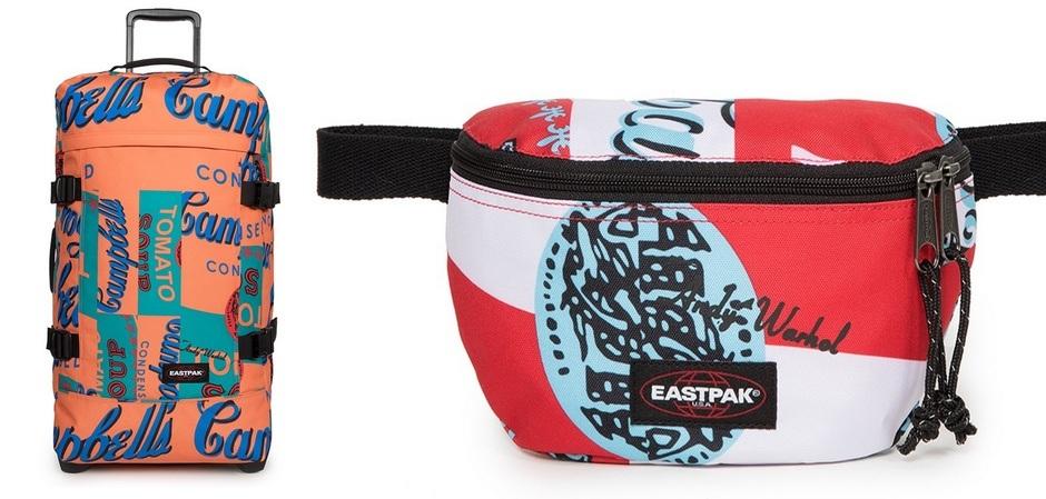 Теперь классика оп-арта красуется на дорожных и поясных сумках