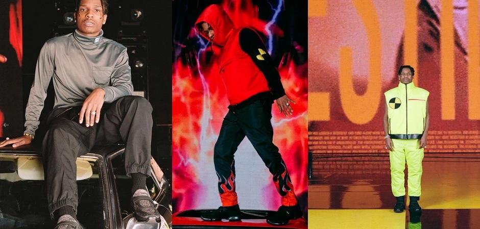 Не только Дьявол, но и A$AP Rocky носят Prada.