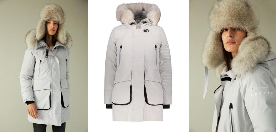 new york 413ec 91b61 Peuterey Arctic Collection