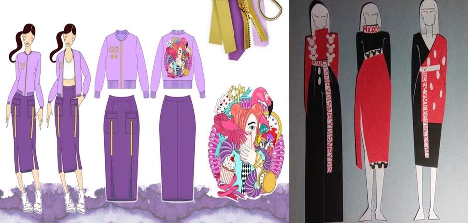 Модная Академия с Disney