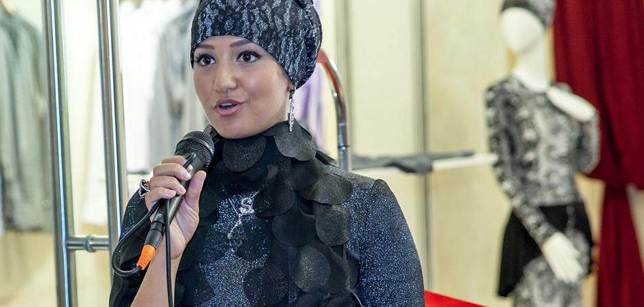 Сахера Рахмани – основатель и дизайнер бренда Sahera Rahmani