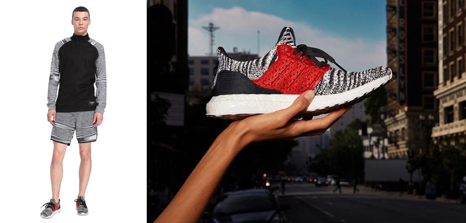новое сотрудничество, теперь капсула от Missoni+adidas