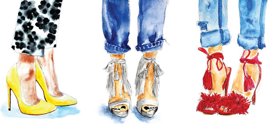 XXVII Международный конкурс дизайнеров обуви и аксессуаров Shoes-Style 2019