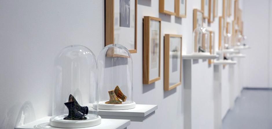 Les années folles. Фотография, костюмы и обувь из коллекции Shoe Icons