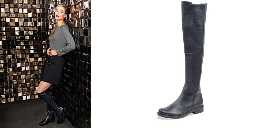 Caprice против мифов об обуви