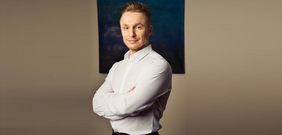 Сергей Пищулин – основатель Showroom Moscow Russian Designers
