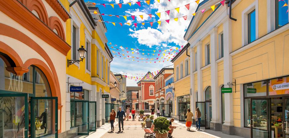«Outlet Village Белая Дача»