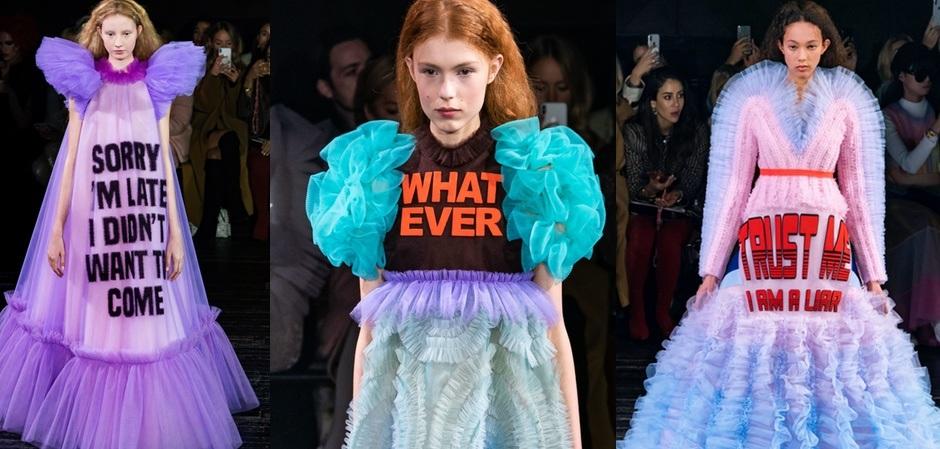 Коллекция haute couture сезона «весна 2019» от Victor & Rolf
