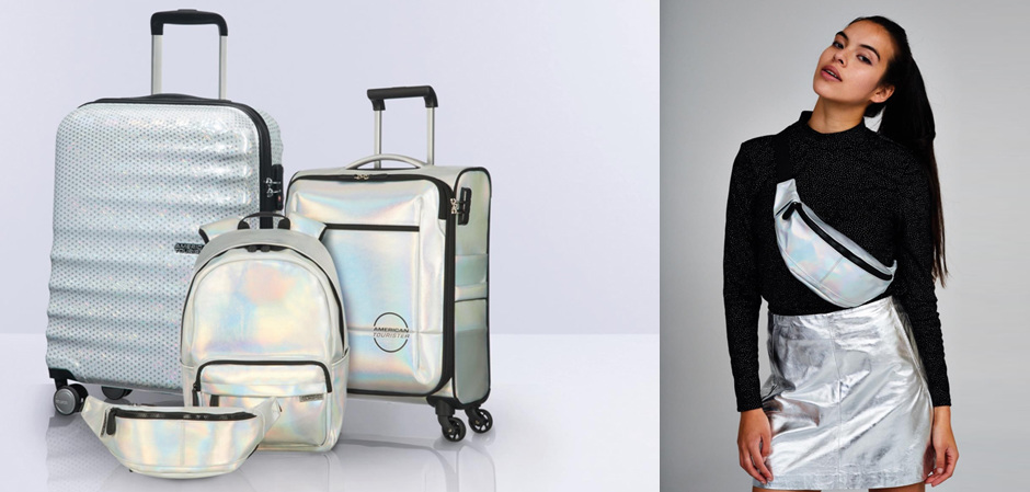 American Tourister: Christmas limited edition