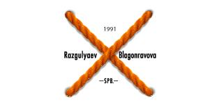 Логотип Razgulyaev Blagonravova