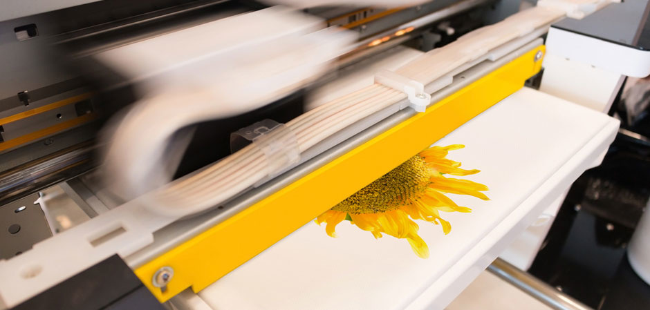 оборудование для печати по текстилю EFI Reggiani