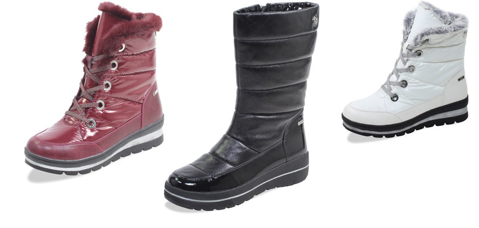 CAPRICE moon boots