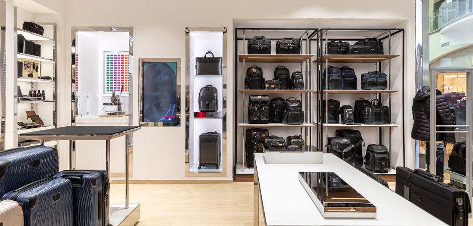 Новый бутик TUMI в Москве