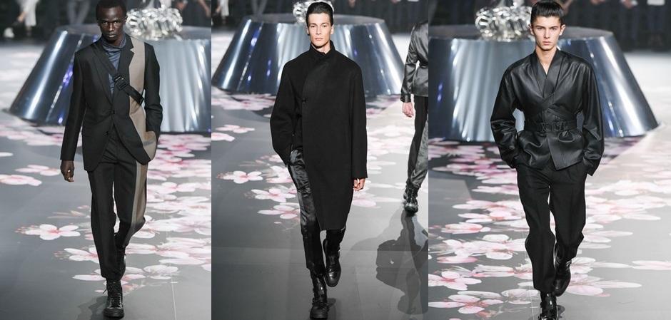 Ким Джонс создал очень эффектную коллекцию для Dior