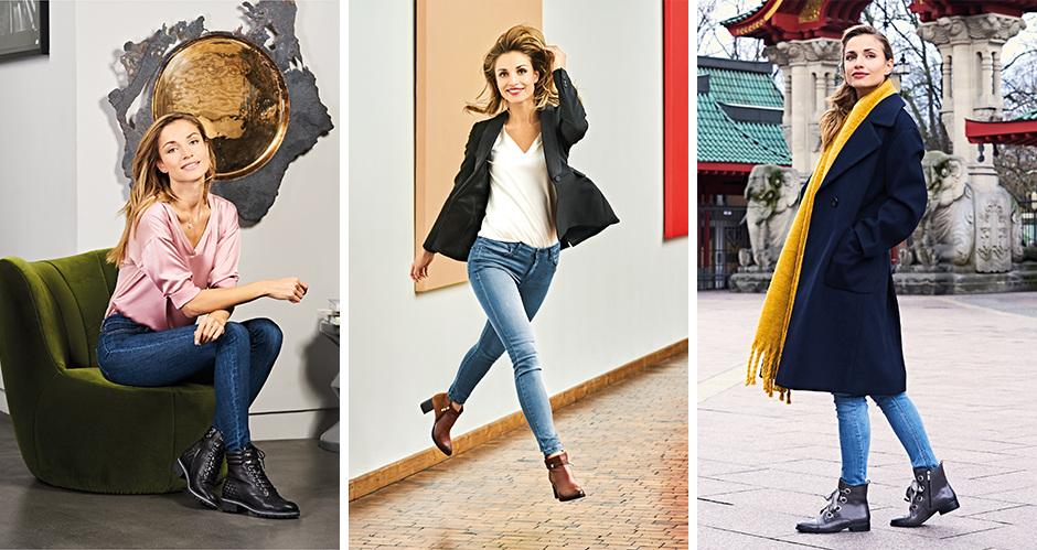 CAPRICE – обувь от немецких производителей