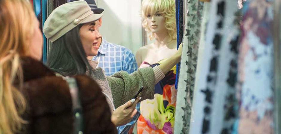 Экспертный практикум для профессионалов отрасли на осенней выставки «Интерткань»