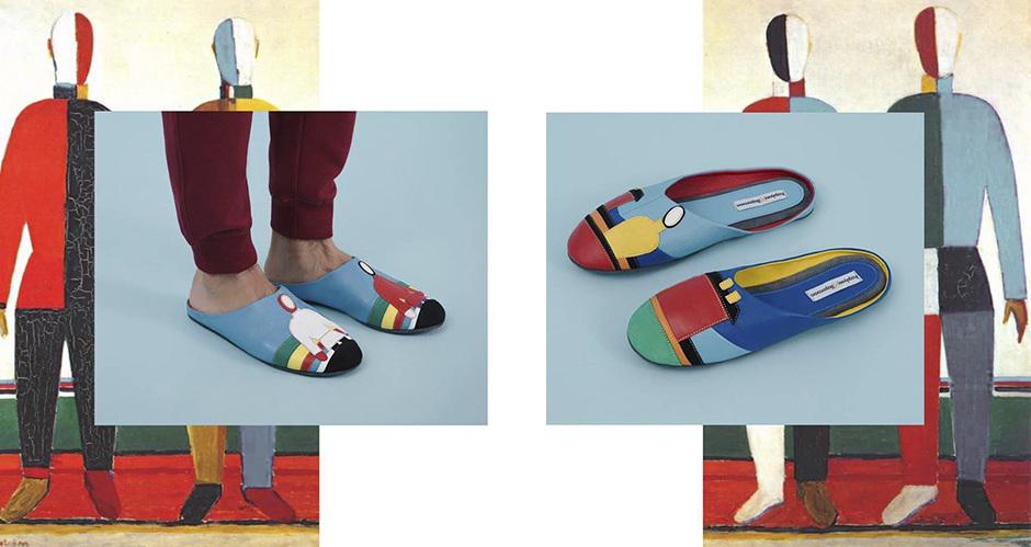 Razgulyaev Blagonravova – уникальная домашняя обувь класса люкс